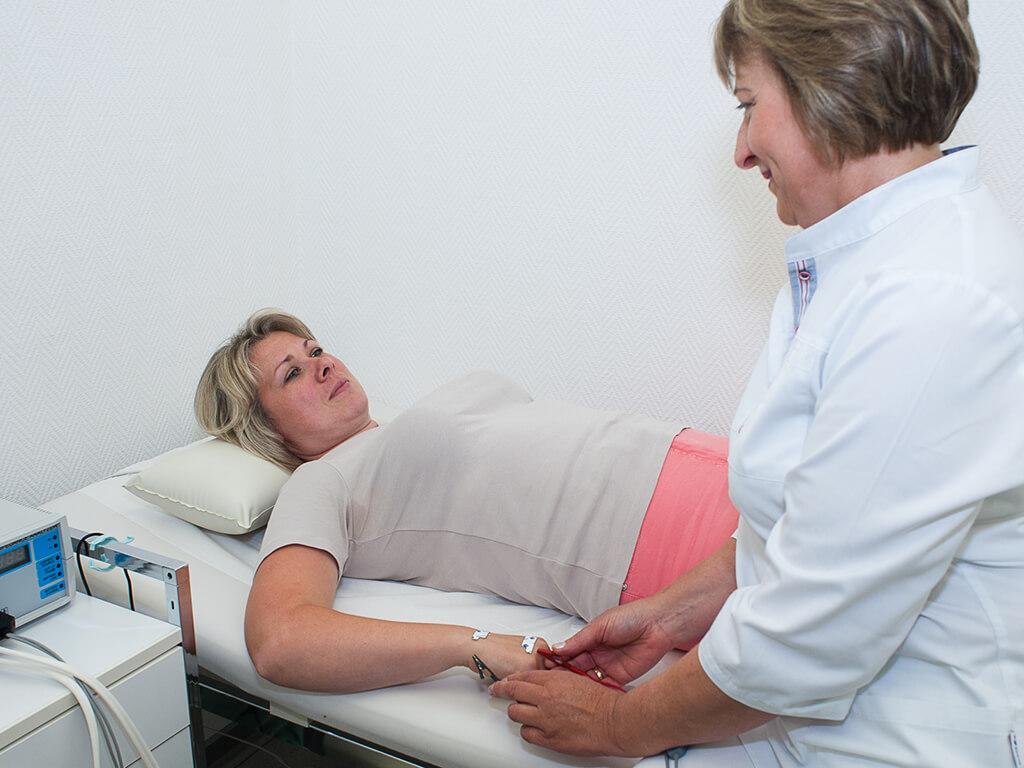 Behandlung bei Katharina Leisle - Hausarzt Bissendorf